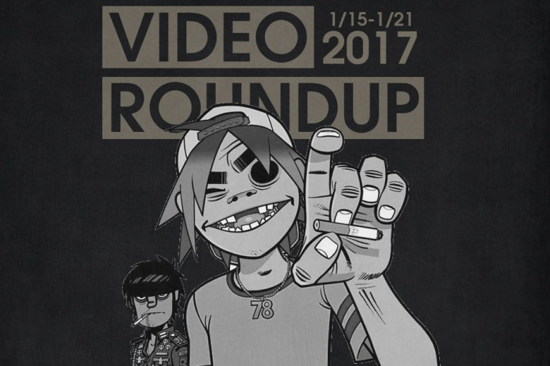 Video Roundup 1/15/17