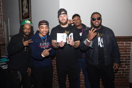 """Axcess """"Rebel Against Society"""" CD Release Party"""