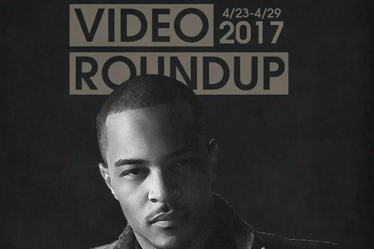 Video Roundup 4/23/17