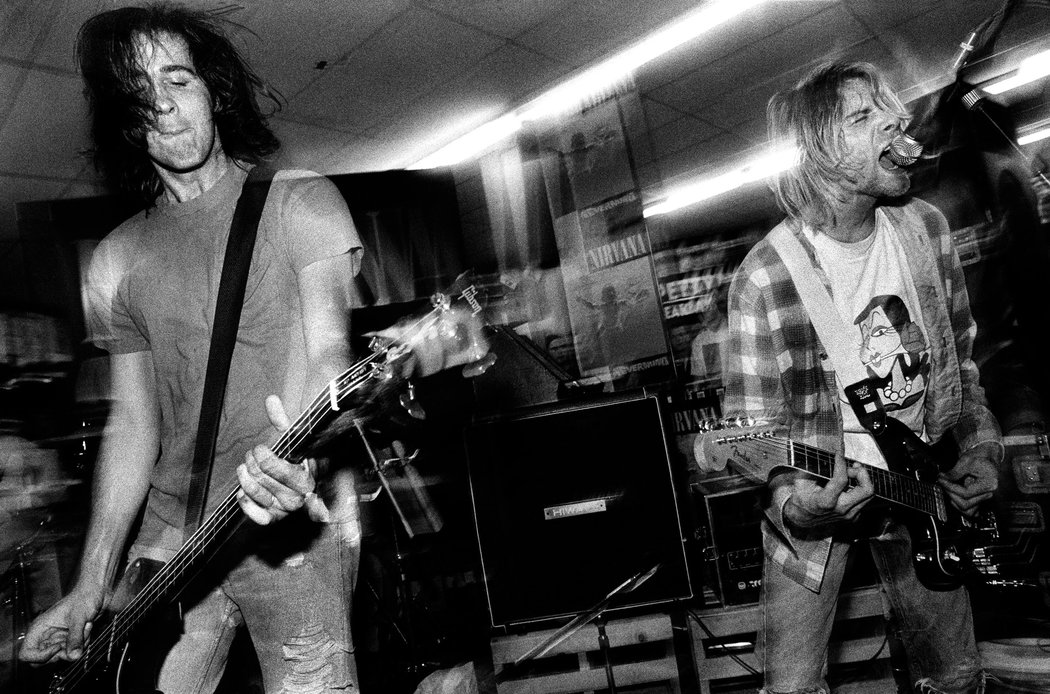 The Birth of Grunge in Seattle   LIVING LIFE FEARLESS