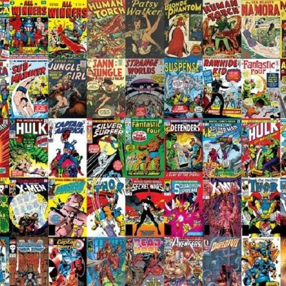 The Culture of Comics Part 1: These Days... We're All Comic Geeks | LIVING LIFE FEARLESS