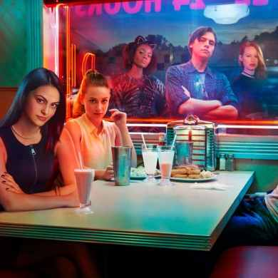 Riverdale's doom and gloom take on Archie and the crew is slaying the game   LIVING LIFE FEARLESS