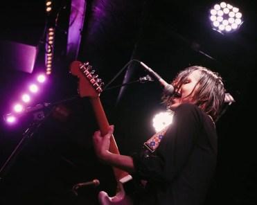 Hideout // Cullen Omori // Cults : Rock & Roll Hotel   LIVING LIFE FEARLESS