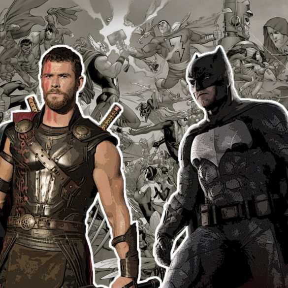 The Justice League has arrived but Thor still reigns supreme | LIVING LIFE FEARLESS