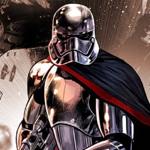Unmasking Phasma: The Future of Star Wars | LIVING LIFE FEARLESS