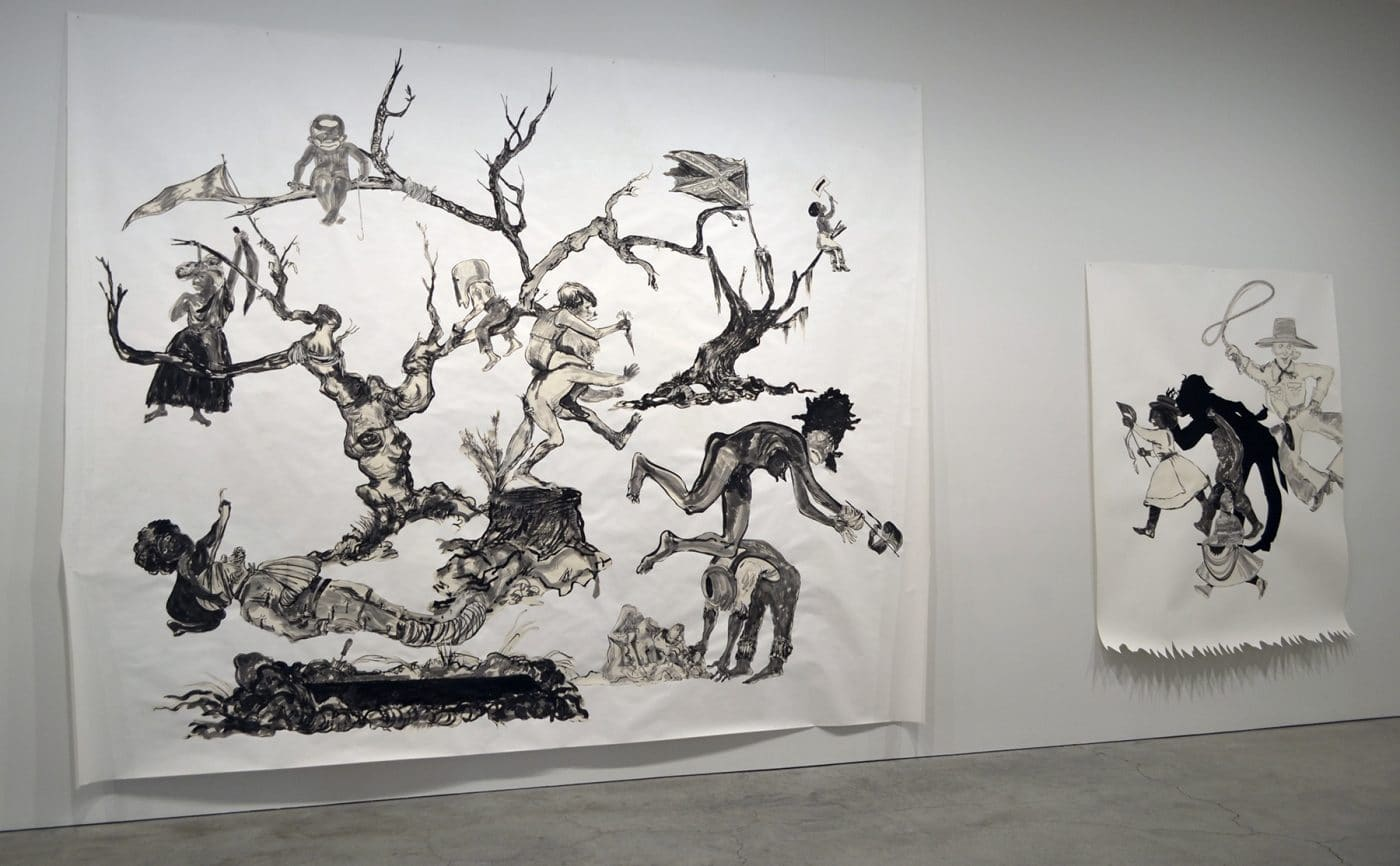 """Kara Walker"" Sikkema Jenkins & Co 