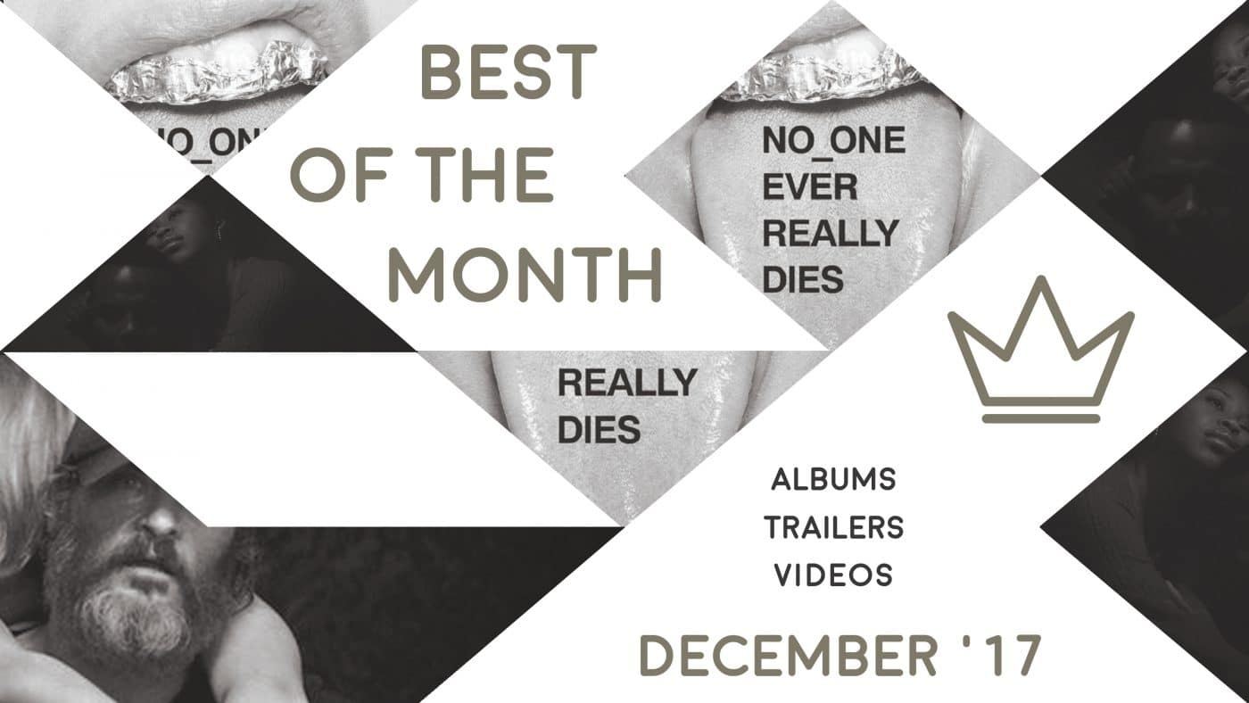 Best of the Month: December 2017 | LIVING LIFE FEARLESS