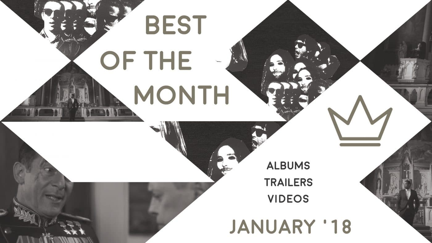 Best of the Month: January 2018 | Features | LIVING LIFE FEARLESS