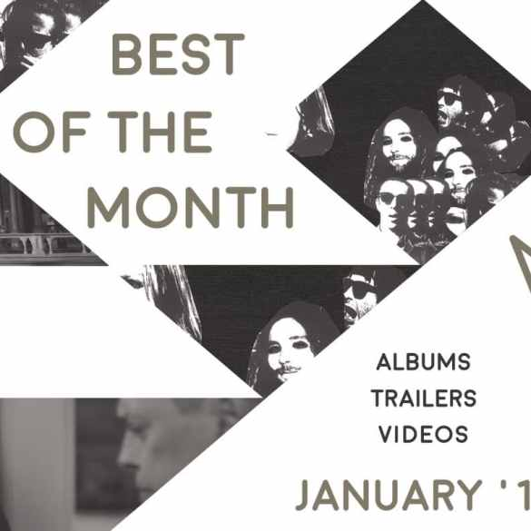 Best of the Month: January 2018   Features   LIVING LIFE FEARLESS