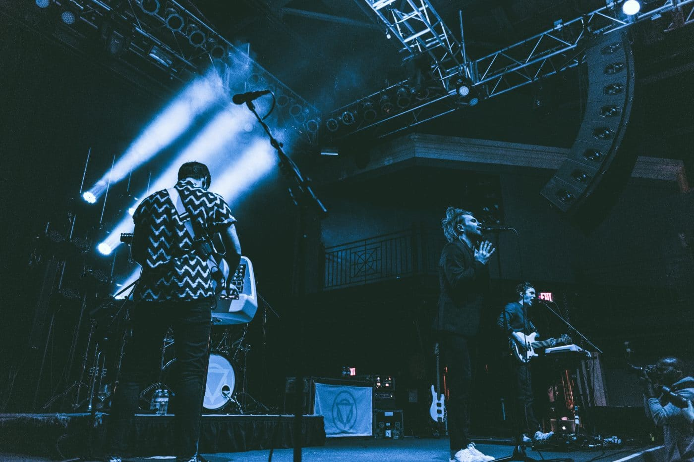 Enter Shikari : 9:30 Club | Photos | LIVING LIFE FEARLESS