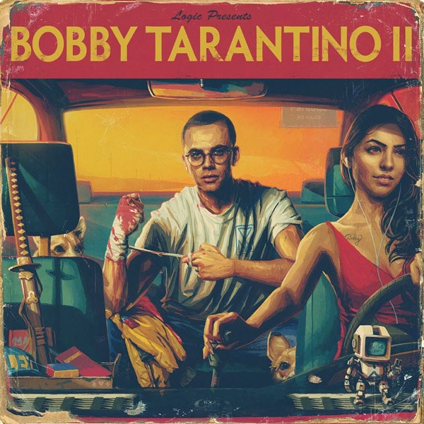 Logic - Bobby Tarantino II | Reactions | LIVING LIFE FEARLESS