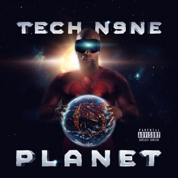 Tech N9ne - Planet | Reactions | LIVING LIFE FEARLESS
