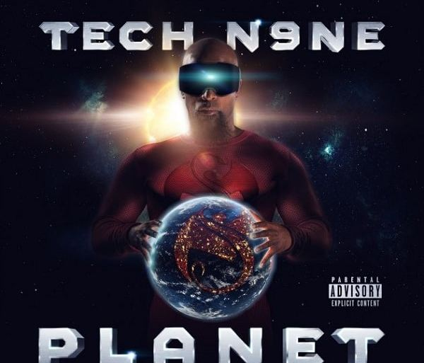 Tech N9ne - Planet | Reactions | LIVING LIFE FEARLESS