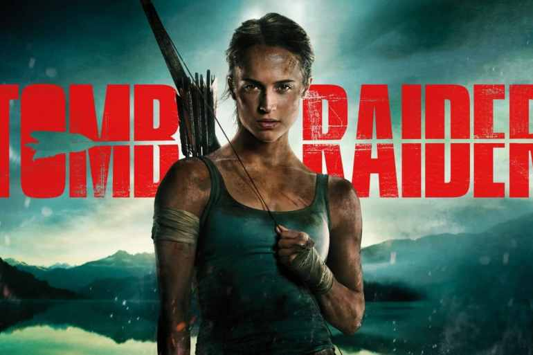 Tomb Raider Reaction   Reactions   LIVING LIFE FEARLESS