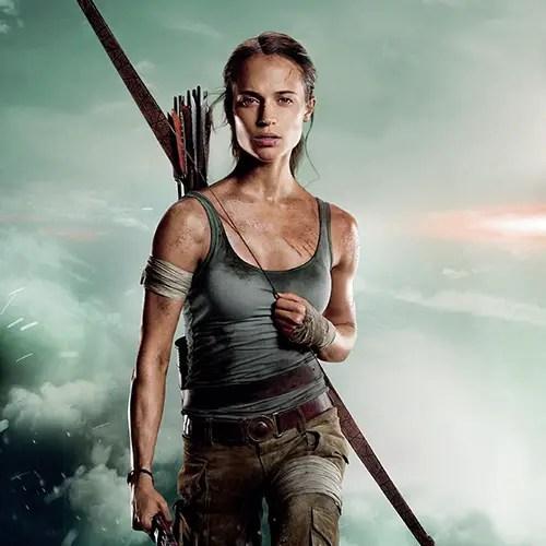 Alicia Vikander (Tomb Raider)