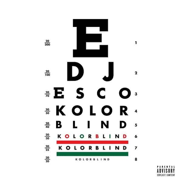 DJ Esco - Kolorblind | Reactions | LIVING LIFE FEARLESS