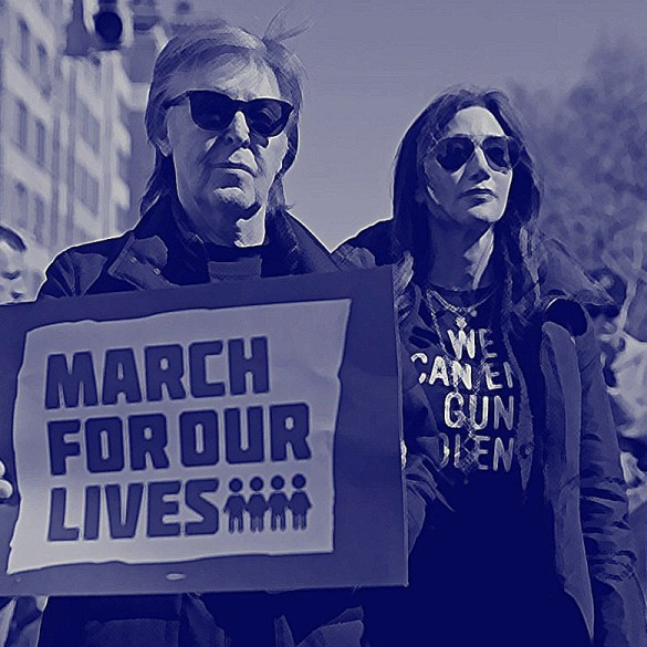 The Role of Pop Culture in Political Activism | Features | LIVING LIFE FEARLESS