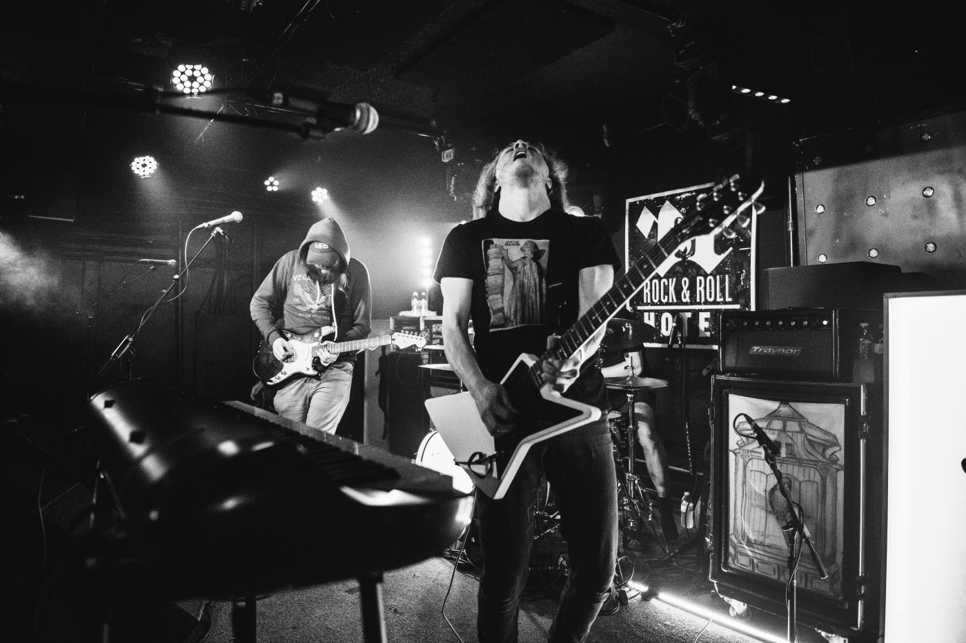 Sorority Noise : Rock & Roll Hotel   Photos   LIVING LIFE FEARLESS