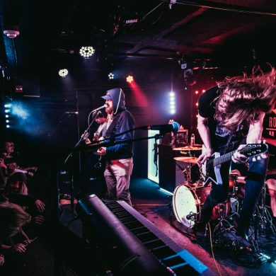 Sorority Noise : Rock & Roll Hotel | Photos | LIVING LIFE FEARLESS