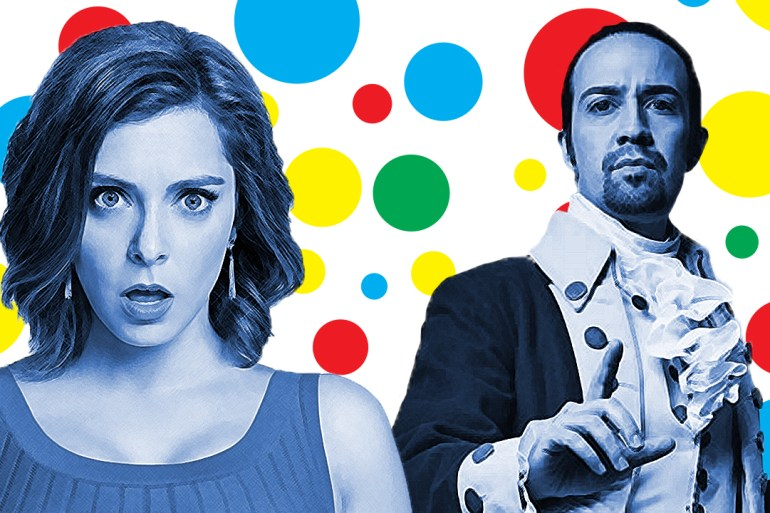Hamilton, Crazy-Ex Girlfriend and the New Golden Age of Musicals   Features   LIVING LIFE FEARLESS