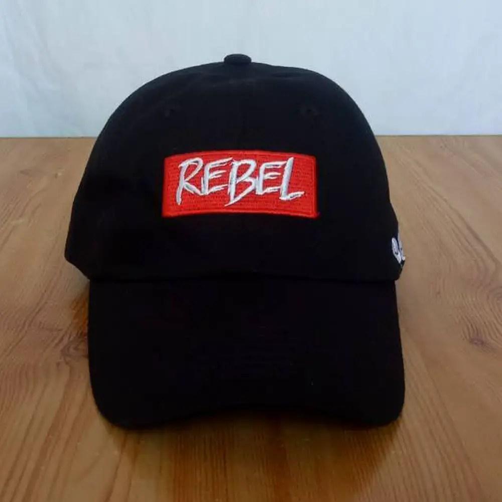 Rebel Dad Hat Vol. 2 | Shop | LIVING LIFE FEARLESS