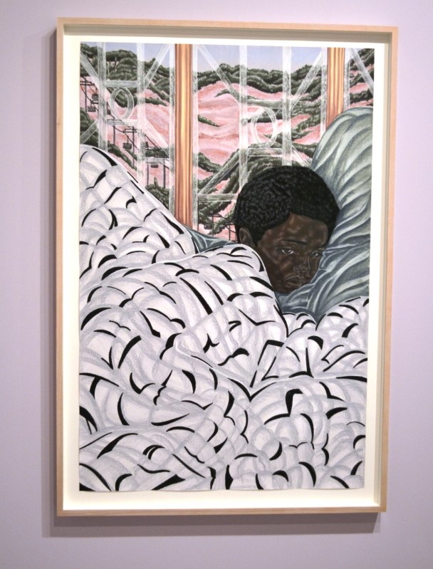 "Toyin Ojih Odutola | ""To Wander Determined"" 