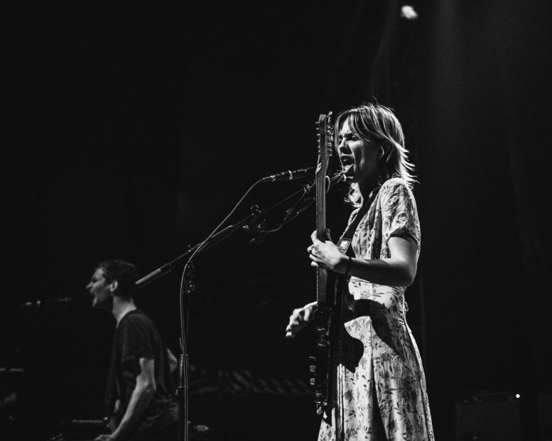 Wolf Alice : Rams Head Live   Photos   LIVING LIFE FEARLESS