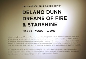 "Delano Dunn | ""Dreams of Fire and Starshine"" 