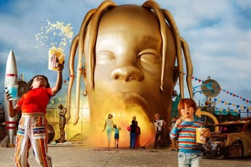 Travis Scott - ASTROWORLD | Reactions | LIVING LIFE FEARLESS