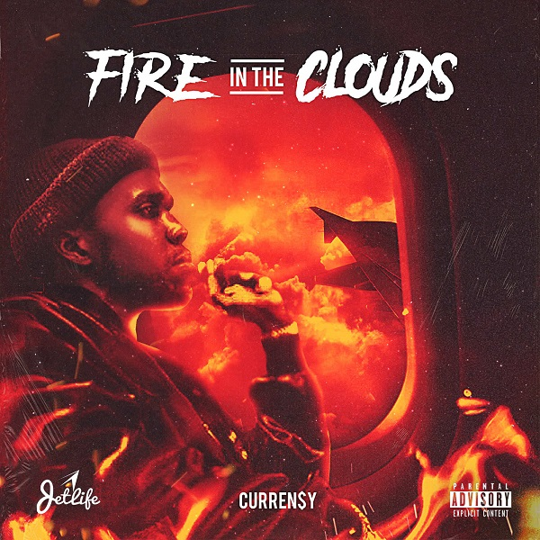 Curren$y - Fire In the Clouds | Reactions | LIVING LIFE FEARLESS