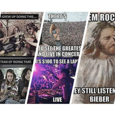 The Case Against Smug Rock Memes | Opinions | LIVING LIFE FEARLESS