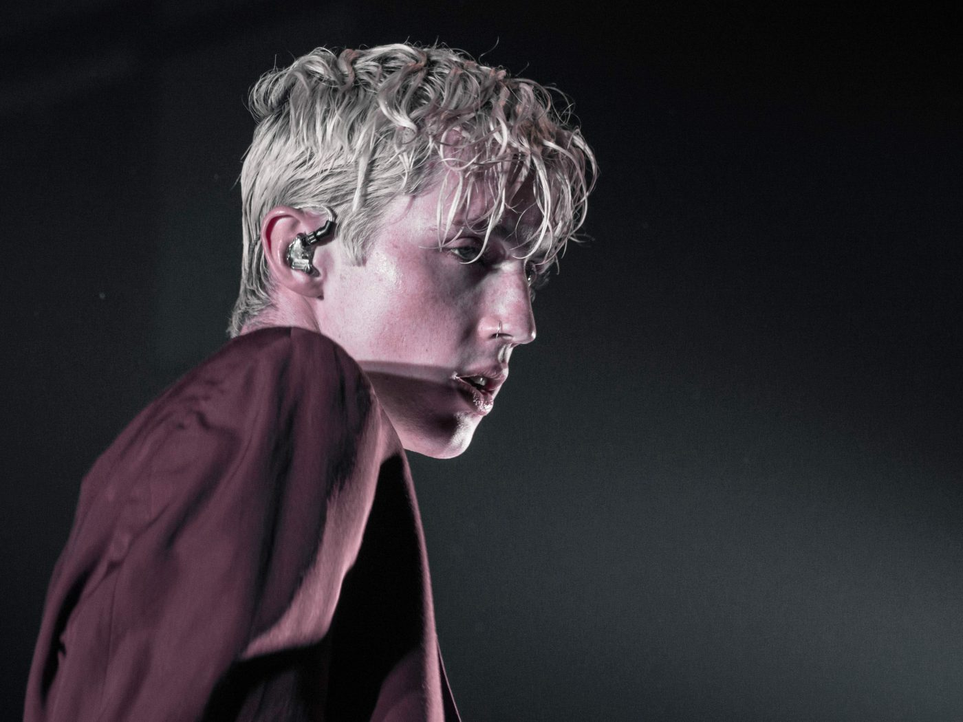 Troye Sivan : The Anthem   Photos   LIVING LIFE FEARLESS