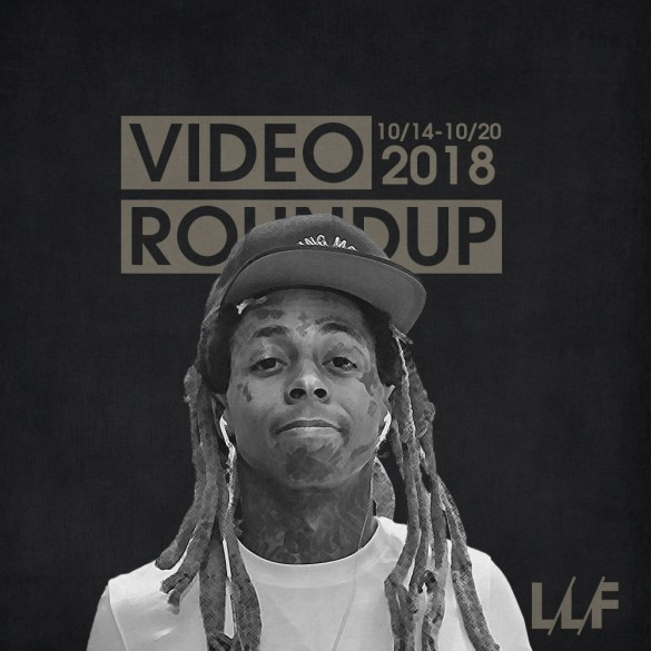 Video Roundup 10/14-10/20 | Reactions | LIVING LIFE FEARLESS
