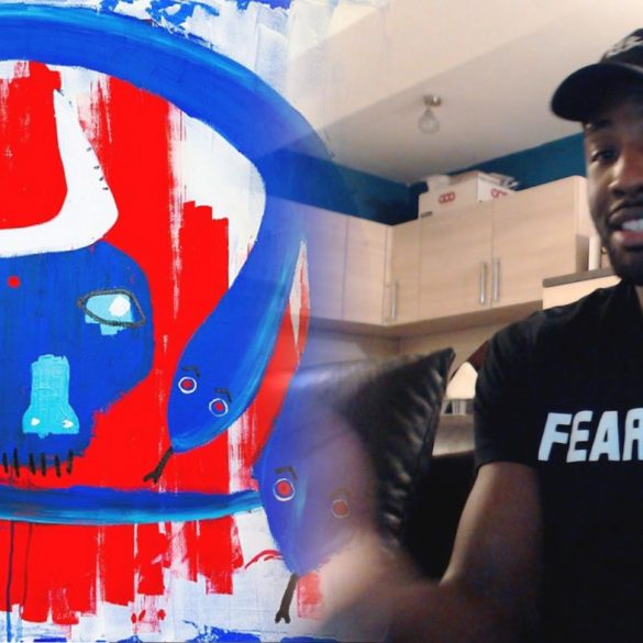 Action Bronson - White Bronco | Reactions | LIVING LIFE FEARLESS