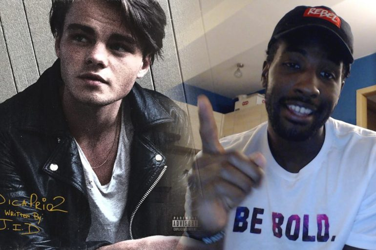 J.I.D - DiCaprio 2 | Reactions | LIVING LIFE FEARLESS