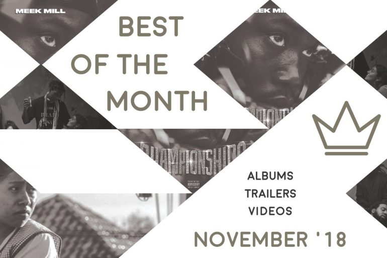 Best of the Month: November 2018 | Features | LIVING LIFE FEARLESS