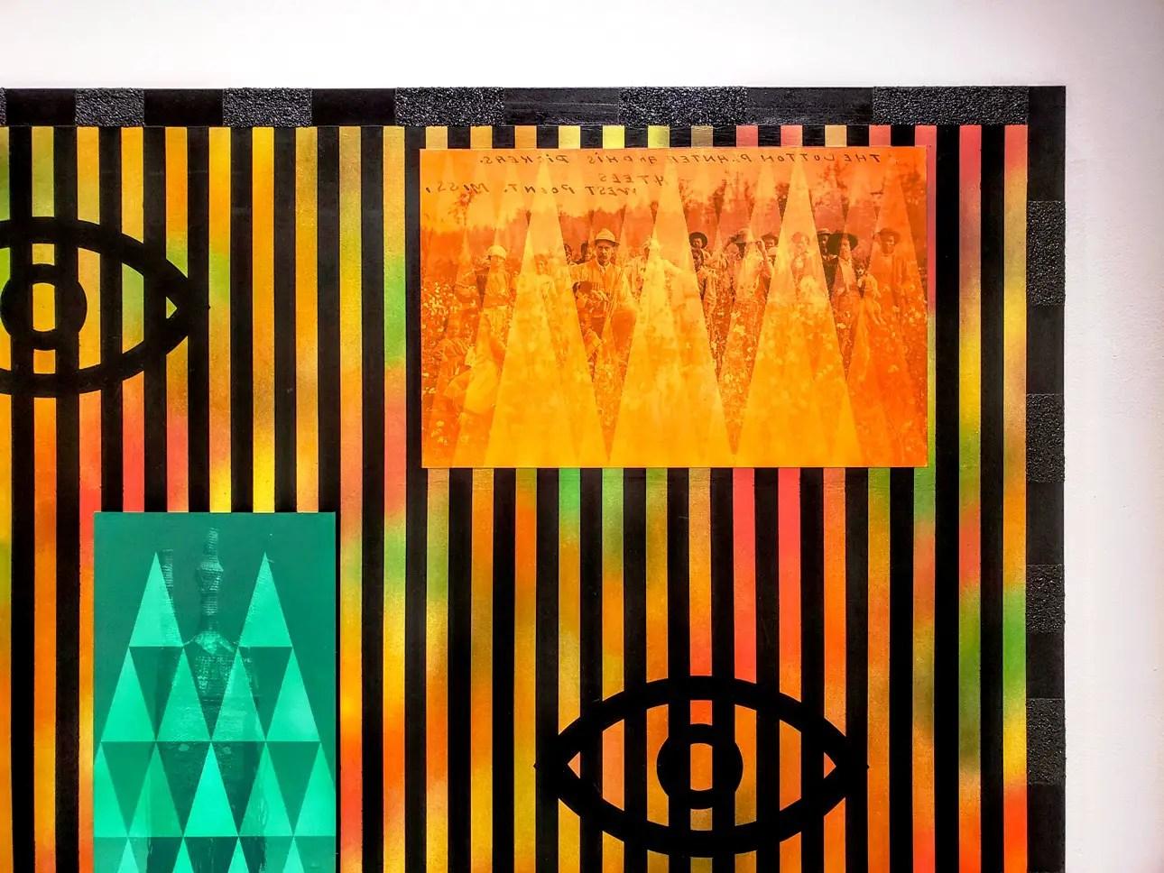 "Rico Gatson : ""My Eyes Have Seen"" | Ronald Feldman Gallery | Photos | LIVING LIFE FEARLESS"