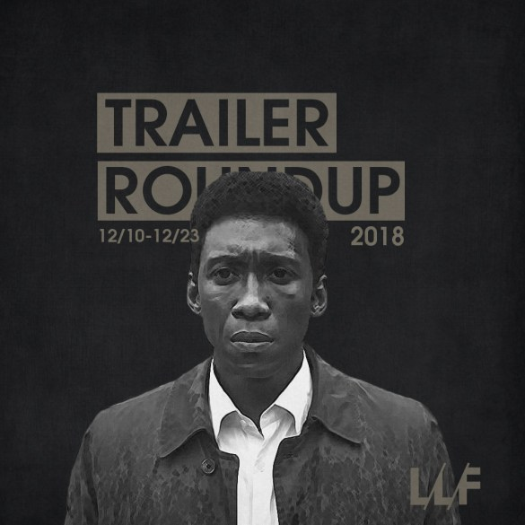 Trailer Roundup 12/10-12/23 | Reactions | LIVING LIFE FEARLESS