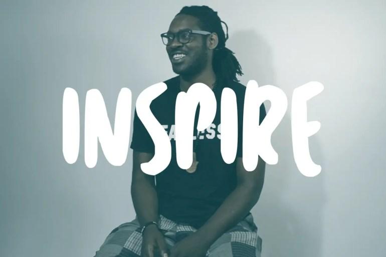 INSPIRE ft. dáreece walker | Features | Shorts | LIVING LIFE FEARLESS