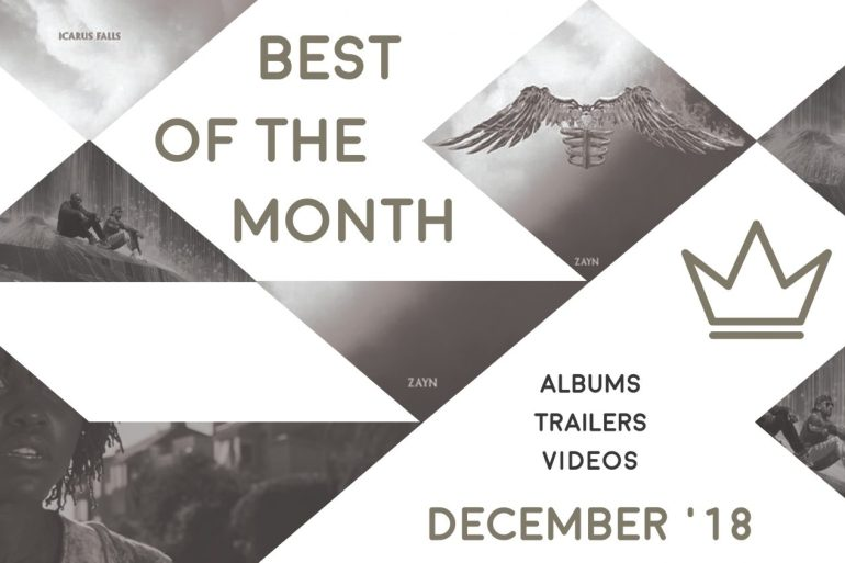 Best of the Month: December 2018 | Features | LIVING LIFE FEARLESS