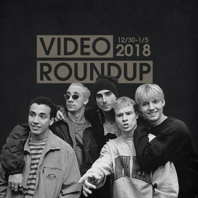 Video Roundup 12/30-1/5 | Reactions | LIVING LIFE FEARLESS