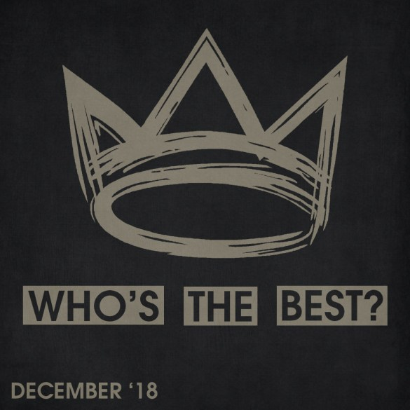 Who's the best of the month: December 2018 (VOTING) | Reactions | LIVING LIFE FEARLESS