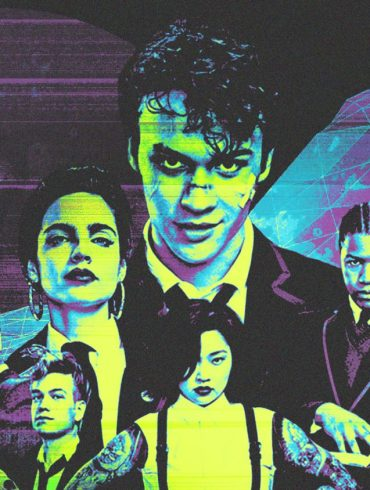 SYFY's 'Deadly Class': Notes from the '80s Underground   Features   LIVING LIFE FEARLESS