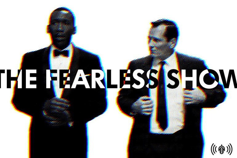 Jussie Smollett, The Umbrella Academy, and Oscars 2019 | Podcasts | The Fearless Show | LIVING LIFE FEARLESS