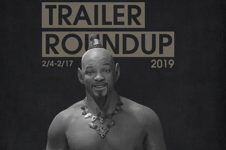 Trailer Roundup 2/4-2/17 | Reactions | LIVING LIFE FEARLESS