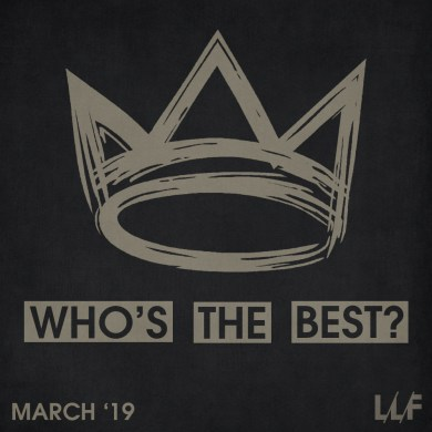 Who's the best of the month: March 2019 (VOTING) | Reactions | LIVING LIFE FEARLESS