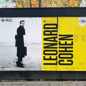 Leonard Cohen's own self-approved exhibition is kicking off its international tour in New York | News | LIVING LIFE FEARLESS
