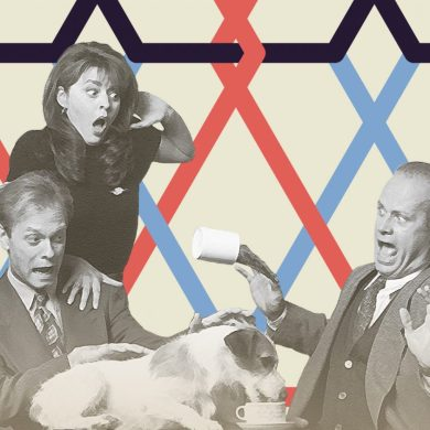 The Miss Crane Mutiny: A Feminine Speculation on the Announced 'Frasier' Reboot | Features | LIVING LIFE FEARLESS