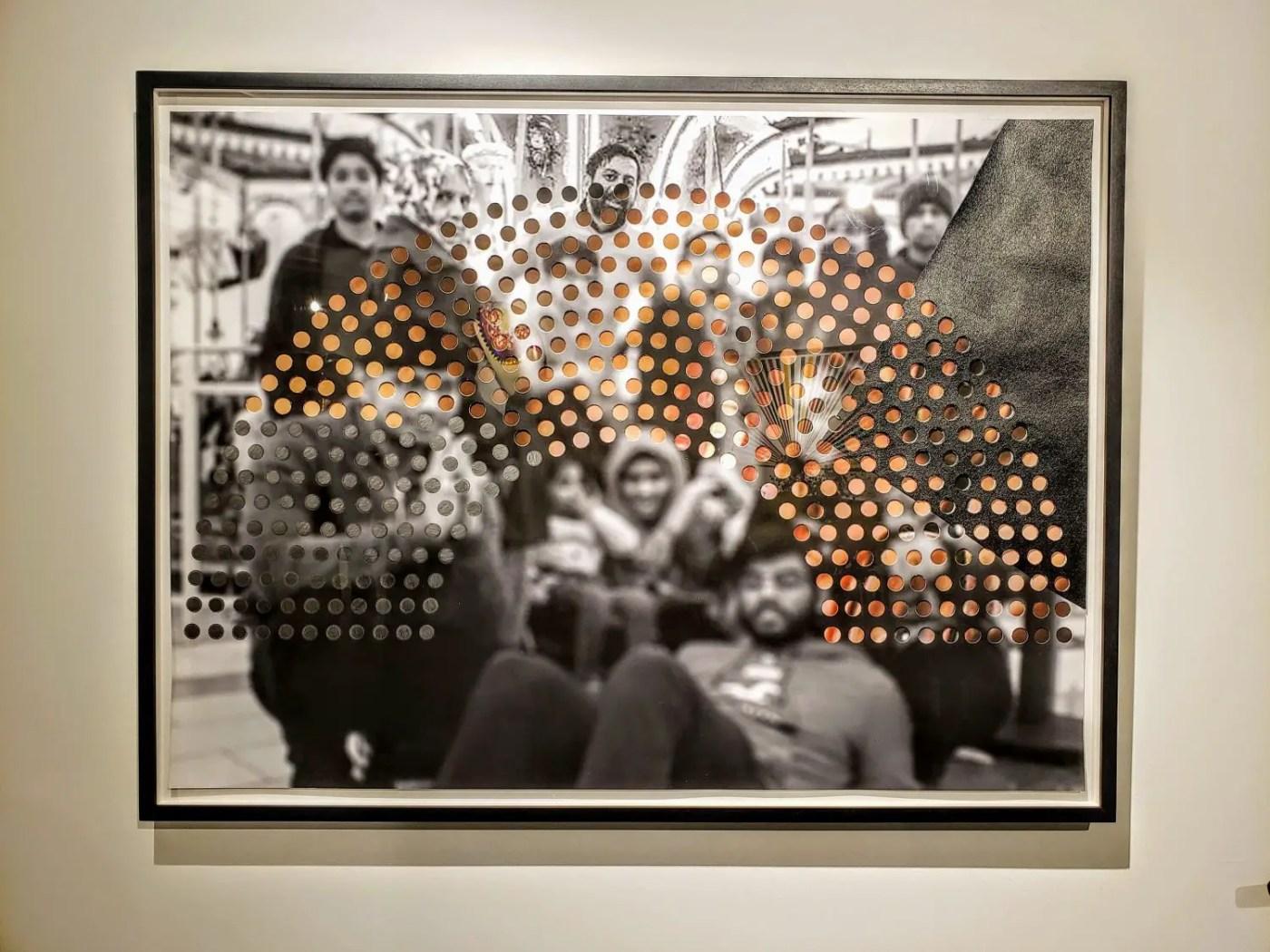 "Rico Gatson & Baseera Khan: ""FREE TO BE"" | Jenkins Johnson Projects | Photos | LIVING LIFE FEARLESS"