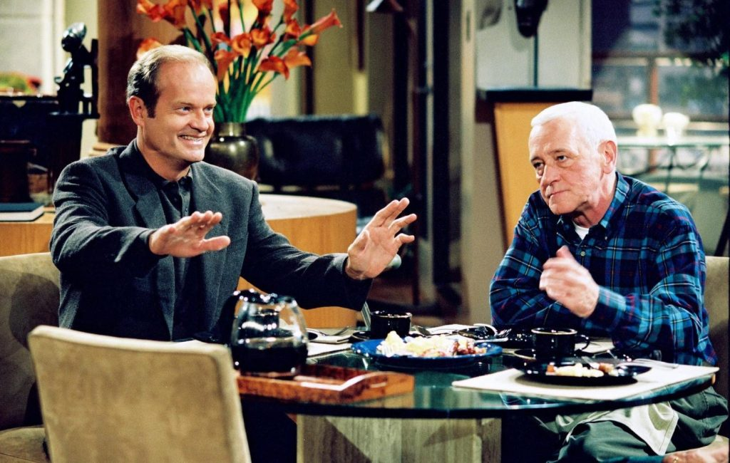The Miss Crane Mutiny: A Feminine Speculation on the Announced Frasier Reboot | Features | LIVING LIFE FEARLESS